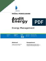 Modul Audit Energi [TM2]