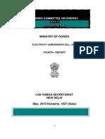 Electricity Act Amendment