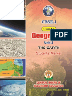 CBSE_Class XI Geography