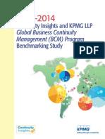 Ci Kpmg Bcm Study2013 2014