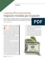 Capitalismo Consciente - Estrategia y Negocios. Feb-Mar 2015