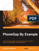 PhoneGap By Example - Sample Chapter