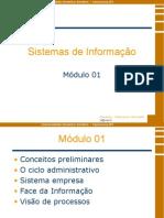 Sistemas de Informação - Módulo 1