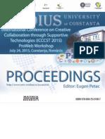 ICCCST 2015 Constanta Proceedings