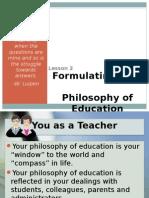 FORMULATING YOUR PHILOSOPHY OF EDUCATION.pptx