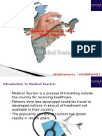 Medical Tourism in India Document