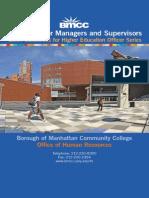 Higher Education Officer (HEO) Handbook
