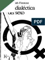 La dialéctica del sexo (OCR)