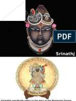 Shrinathji specifically Refers to the Story in The Bhagavata