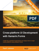 Cross-platform UI Development with Xamarin.Forms - Sample Chapter