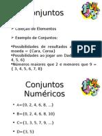 Aula 3 - Conjuntos Numericos