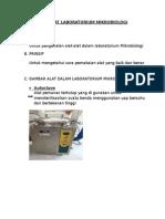 Alat Alat Dalam Laboratorium Mikrobiologi