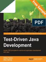 Test-Driven Java Development - Sample Chapter