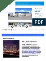 Apresentação relativa ao Projeto do Ônibus Brasileiro Movido a Célula a Combustível