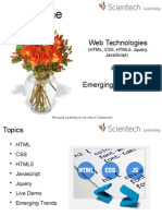 Webdesigning and Emerging Trends
