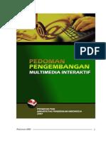 PEDOMAN Multimedia Interaktif