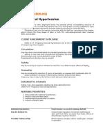NurseReview.Org - Intrapartal hypertension