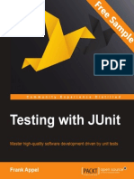 Testing with JUnit - Sample Chapter