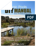 Natural Pool Manual