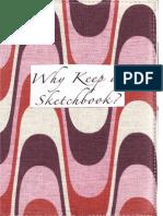 Why Keep a Sketchbook