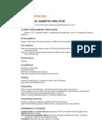NurseReview.Org - Postpartal diabetes mellitus