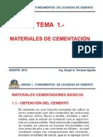 Tema 1 Cementacion