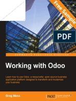 Working with Odoo - Sample Chapter