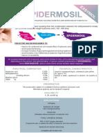 Epidermosil Brochure