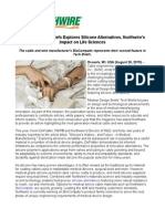 Medical Design Briefs Explores Silicone Alternatives, Northwire's Impact on Life Sciences
