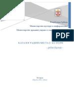 Katalog Kultura