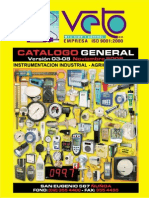 Catalogo Veto (Instrumentos)