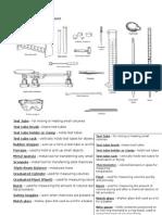 equipment pics and purposes