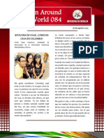 Boletín Around the World 084