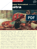Cleópatra - Christian-Georges Schwentzel