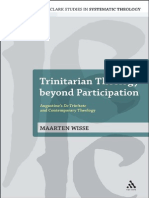 Trinitarian Theology Beyond Partic