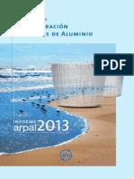 Estudio Sobre La Recuperacion de Envases de Aluminio 2013