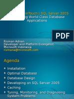 Fy06 SQL Intro