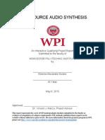Final IQP Writeup_VSTi