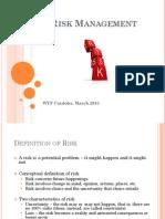 Risk Management WYF