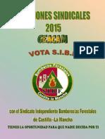 Elecciones Sindicales Geacam 2015