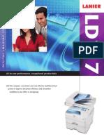 Catálogo Lanier LD117
