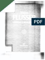 Vilém Flusser - Lingua e Realidade - Introdução e Cap I