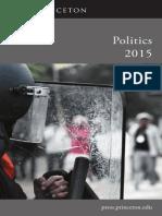 Politics Catalog 2015