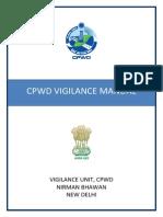 VigilanceManual CPWD