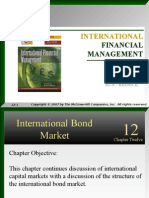 12. International Bond Market