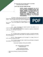 Contrataçao Temporaria Pessoal GV Lei 5449 05