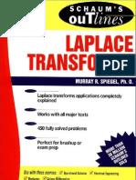 Schaum Laplace Transforms