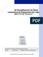 Manual de Decodificacion de Telemetria de Pulso
