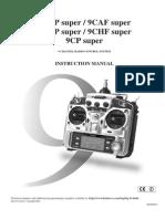 9c Super Series Manual