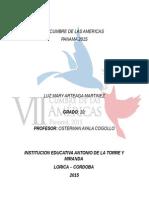 VII CUMBRE DE LAS AMERICAS PANAMA 2015.docx